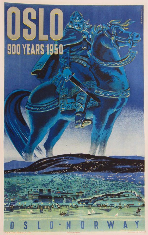 OSLO 500 YEARS