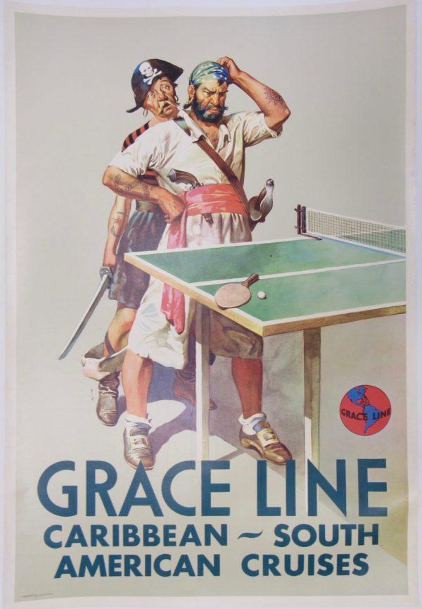 Grace Line Caribbean Pirate