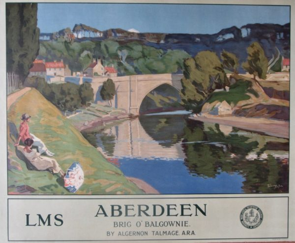 Aberdeen LMS Poster