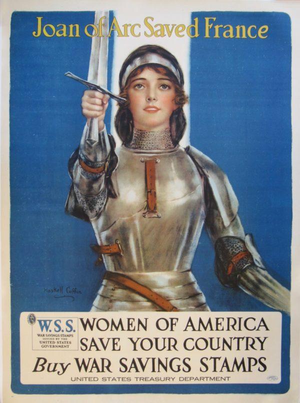 Joan of Arc Saved France